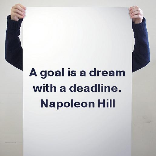 Making goals SMART